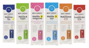 Best Choice - Vitamine Spray assortiment