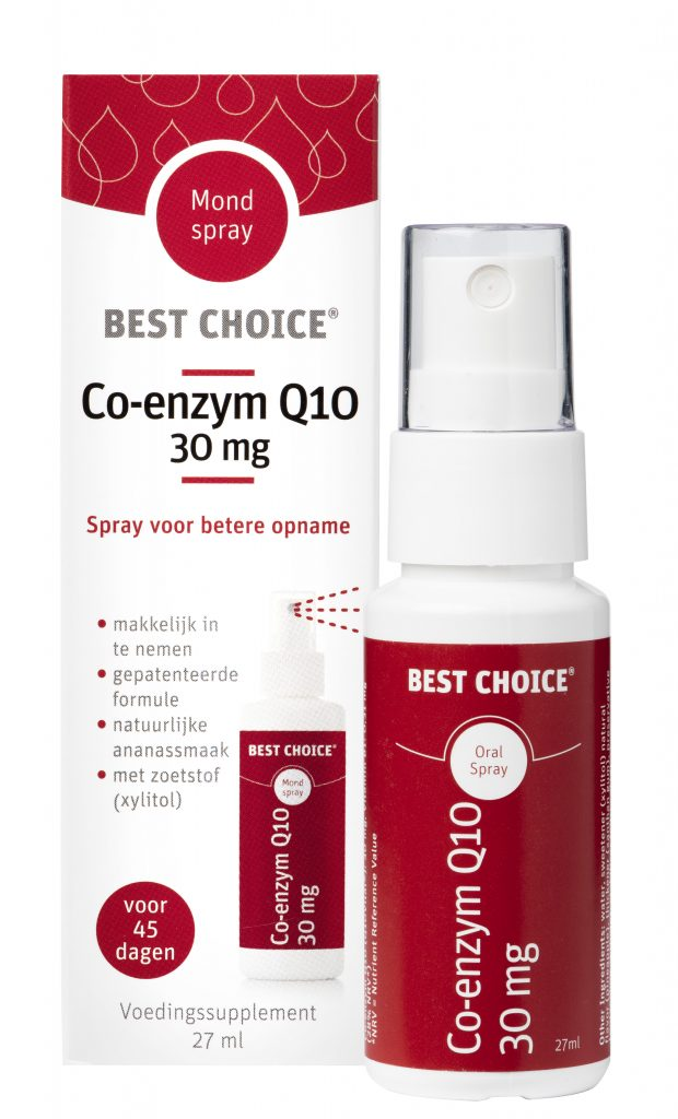 Best Choice Co-enzym Q10
