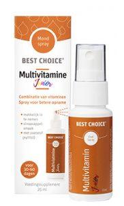 Multivitamine Spray Junior - Best Choice