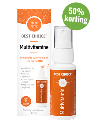 Multivitamine Spray - Best Choice vitaminespray